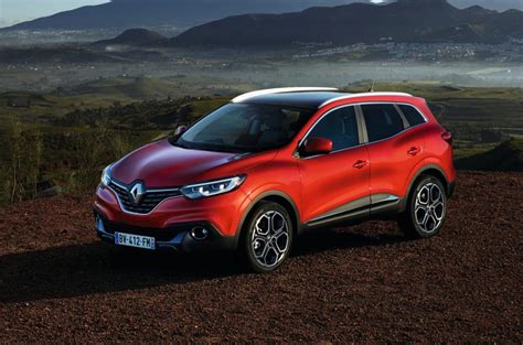 renault suv 2015 2015 renault kadjar suv pricing and on sale dates autocar