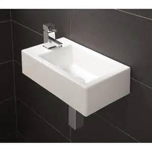 Hib metro cloakroom basin