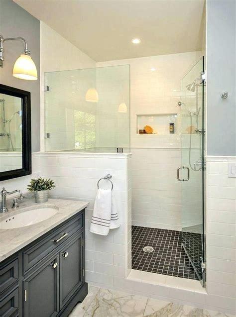 bathroom glass wall panels cost showers  wall glass