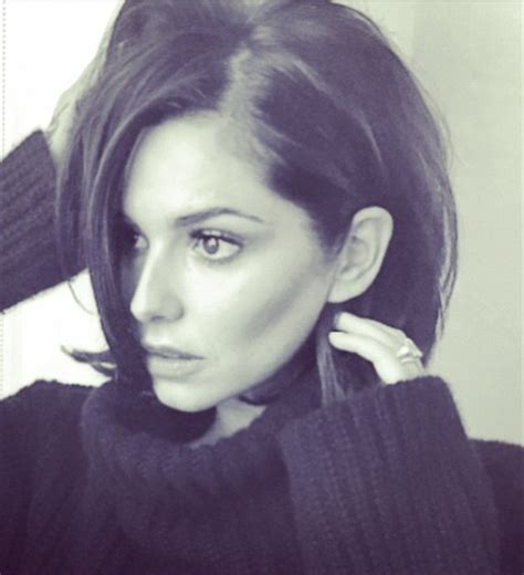 instagram hairstyles 2015 as mrs fernandez versini goes for the chop we reveal