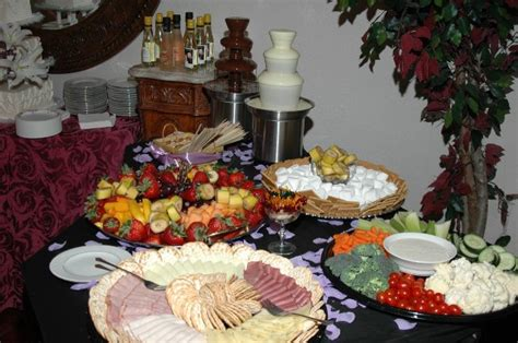 buffet wedding reception las vegas wedding receptions dinners and buffets for your