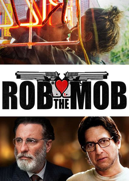 film drama usa is rob the mob available to watch on netflix in america