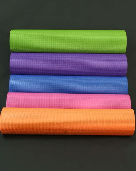 Mat 6mm Matras 6mm Free Bag mat soft 6mm thick nonslip exercise pilates physio workout with bag ebay