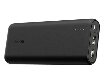Power Bank Anker 20100 1 anker 20100mah powercore ultra high capacity powerbank black a1271011 price review and buy