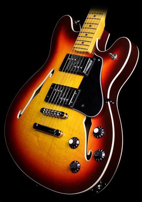 fender starcaster instrumentation guitar fender