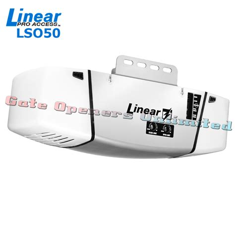 Linear Garage Door Opener Reviews by Linear Lso50 Only Belt Chain 1 2 Deluxe Hp Garage
