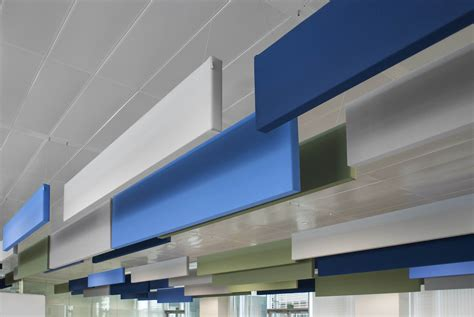 acoustic panel flag caruso acoustic caruso acoustic for euipo offices in alicante spain