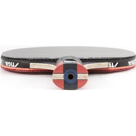 stiga t1281 evolution table tennis paddle