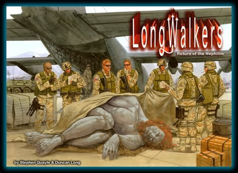 nephilim books steve quayle longwalkers return of the nephilim