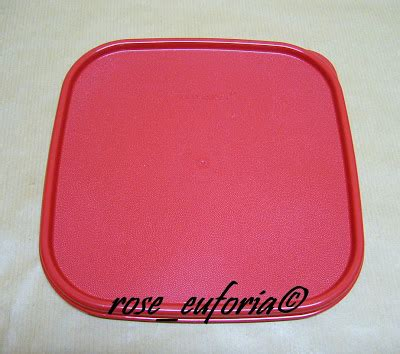 Seal Mm Oval 1 Tupperware rose euforia my tupperware collection tupperware modular