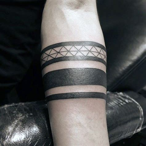 tribal quad tattoo 10 best ideas about black band on line