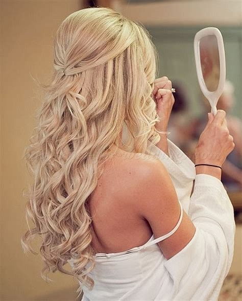 Wedding Hairstyles Half Up Pictures by Half Up Half Wedding Hairstyles Half Up Half