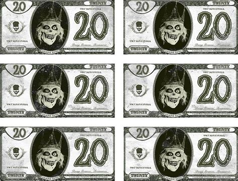 How To Make Printer Paper Feel Like Money - 17 best images about money on disney dollar