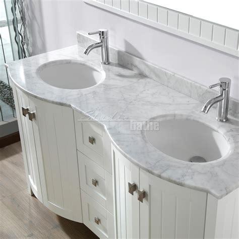 White Bathroom Vanities Bathroom Decorating Ideas, 60 inch