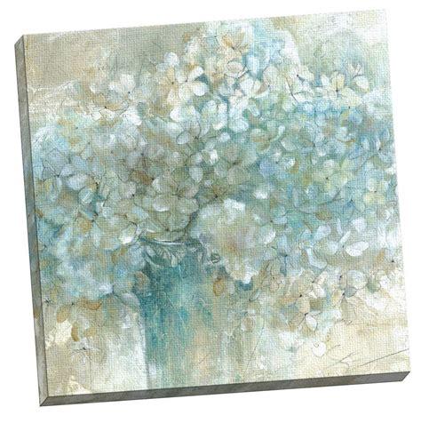 Canvas Decor portfolio canvas decor hydrangeas by e franklin large canvas wall 24 x 24