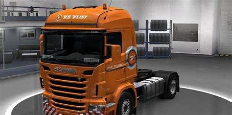 New Truck Styles by Pak Skins Vd Vlist New Style For Truck V1 Ets2 Truck