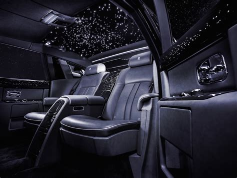 rolls royce ghost interior lights rolls royce phantom starlight headliner business insider