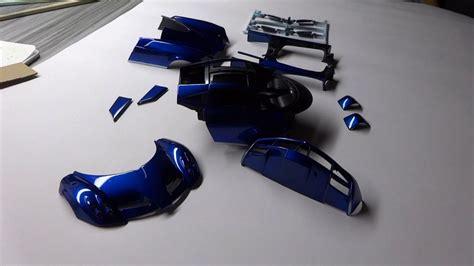 1 24 Pagani Huayra Detail Up Parts プラモデル製作 part 2 塗装編 パガーニ ウアイラ pagani huayra