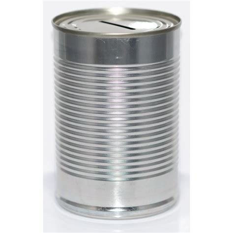 tin cans promotional charity money boxes money tins