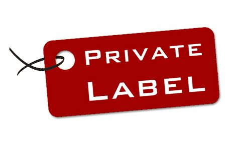 private labels packaging differences import dojo