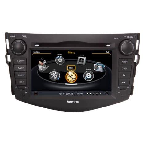 how cars run 2008 toyota rav4 navigation system koolertron for 2006 2007 2008 2009 2010 2011 toyota rav4 indash 7 inch digital hd touch screen