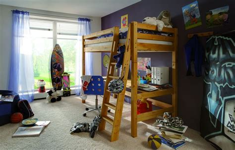 Kinderzimmer Junge Kiefer by Junge Gipfelst 252 Rmer Infanskids Hochbett Kiefer Massiv