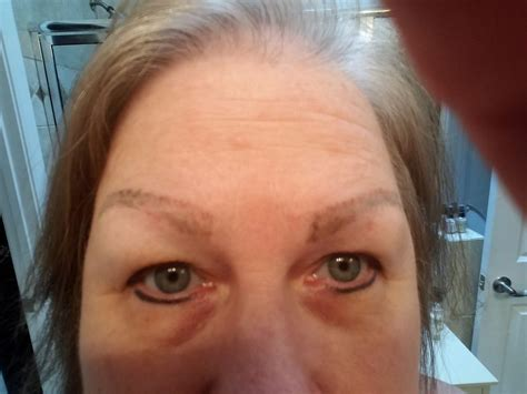 this microblading job gone bad if this is what you are