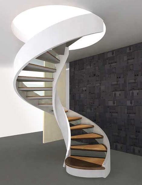 Spiral Stairs Design Staircase With Shape Spiral Design Design Home Design