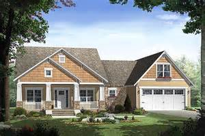 Craftsman style house plan 3 beds 2 baths 1800 sq ft plan 21 247