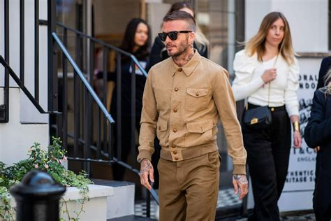 Style Beckham Fabsugar Want Need 8 by David Beckham At Fashion Week S 2018 Popsugar