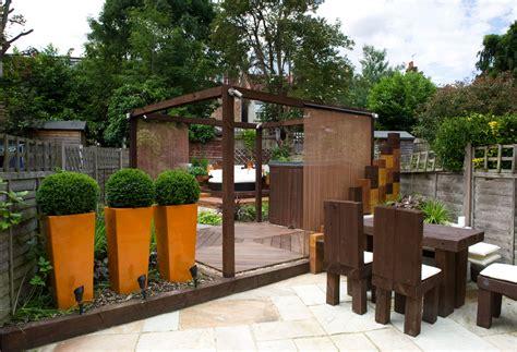 Big Backyard Design Ideas Big Garden Ideas Small Garden Design Space Creating The Illusion Of Space In Your Plot