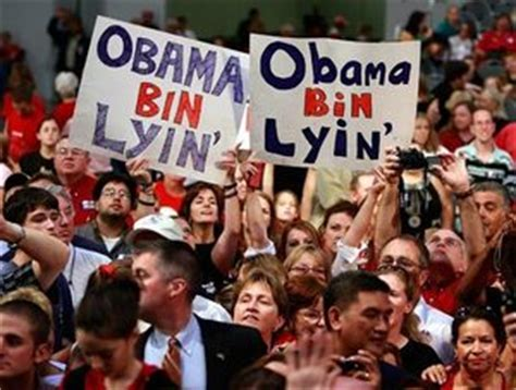 Top Rumors Of Presidential Caign And Reality The An Indiana Supporter Snuck A Anti Obama