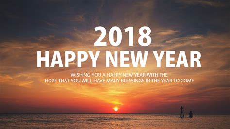 happy new year 2018 wishes messages quotes status and
