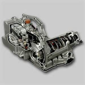 automatic transmission 4t40e and 4t45e cutaway