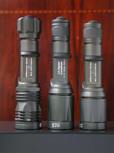 surefire kl3 flashlight page by illuminum