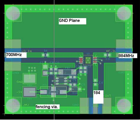 pcb layout for beginners rf pcb layout questions beginners doubts