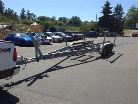 boat trailer manufacturers victoria 2008 13000lb triple axle boat trailer priced to sell