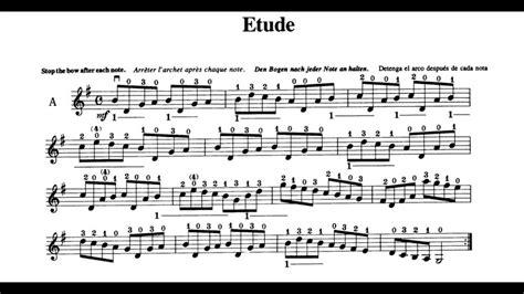 suzuki book 1 violin piano accompany etude suzuki violin book 1 100 tempo