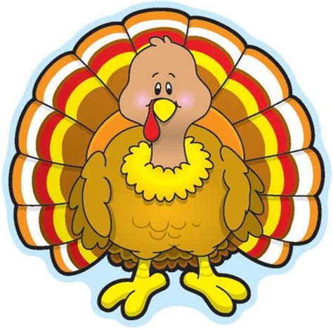 printable stand up turkey turkey cut outs mini single all cd 120035