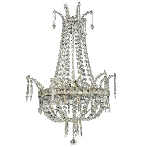 Swedish Chandeliers 19th Century Swedish Regency Style Chandelier At 1stdibs