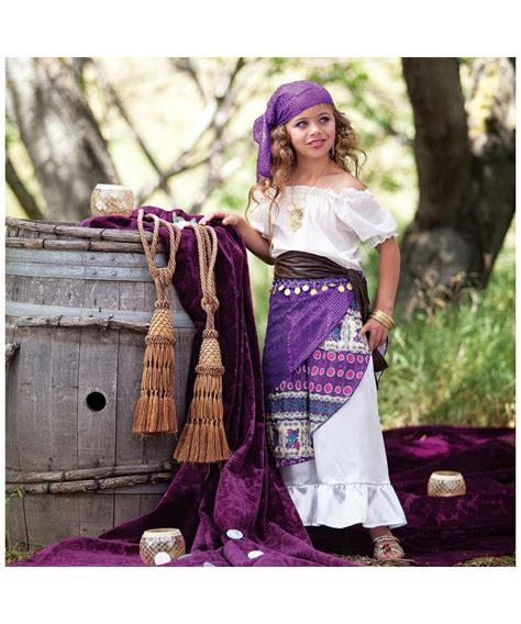 gypsy kids costume girl gypsy costumes