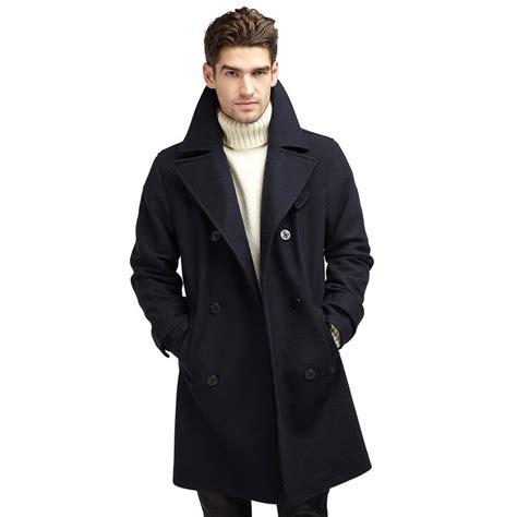 Pea Coat Winter Coat Trench Coat Jacket Coat Coat Pria Blc 8 pea coats for han coats