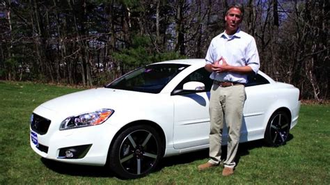 Platina C70 2012 volvo c70 platinum w polestar upgrade at