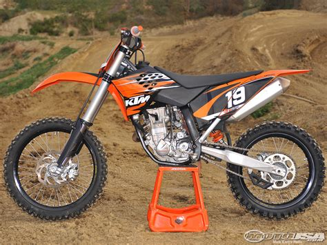 Ktm Sx 250f 2010 Ktm 250 Sx F Shootout Photos Motorcycle Usa