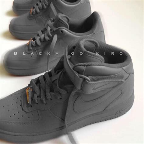 swag sneakers shoes nike grey swag high top sneakers wheretoget