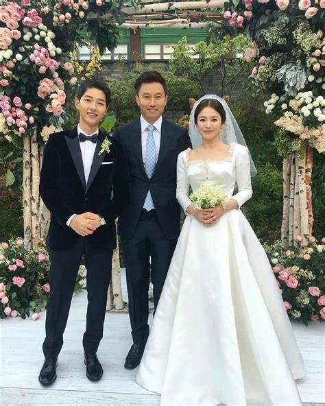 Wedding Song Hye Kyo by Trending Song Hye Kyo Started After Song Joong Ki