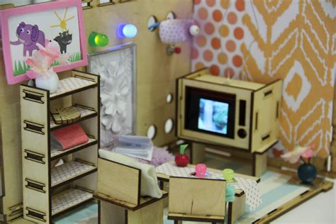 dolls house wiring kickstarter of the week wire up your doll house wired