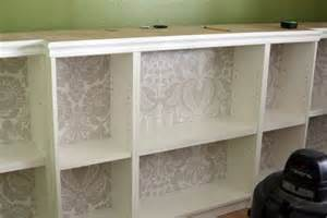 ikea bookcases made to look built in diy billy bookcases from ikea made to look like a built in