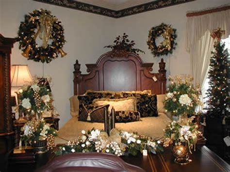 adorable christmas bedroom decorations the wondrous pics