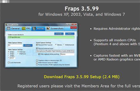 fraps full version letöltés 6 best free paid benchmark software for windows techwhoop